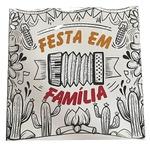 Caixa Bolo/ Festa na Caixa 29x29x17cm Festa em família