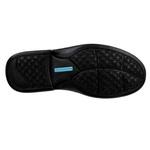 Sapato Masculino Velcro Super Leve Sapatoterapia Café Versa