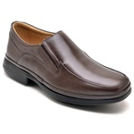 Sapato Super Leve Sapatoterapia Dark Brown Cadenza