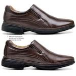 Sapato Super Leve Sapatoterapia Dark Brown Captiva