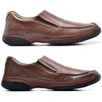 Sapato Casual Sapatoterapia Amêndoa New Sider