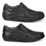 Sapato Casual Pump Sys Sapatoterapia Preto