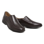 Sapato Soft Super Leve Sapatoterapia Darck Brown