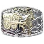 Fivela Cowboy 4592