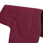 Baixeiro Sisal e Carpete Meia Aba (Vermelho)