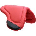 Manta com Aba de Luxo (Vermelha)