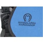 Sela Mangalarga Em Neoprene 17 Polegadas (Azul)