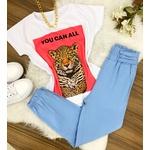 T-shirt - Tigre