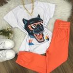 T-shirt - Dog de Óculos