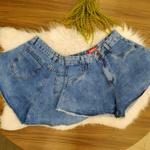 Shorts Jeans Godê La Donna Claro