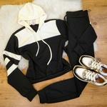 Conjunto - Preto e Branco