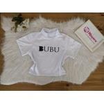 Cropped Bubu - Branco