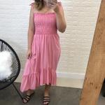 Vestido 2 Em 1 Rosa
