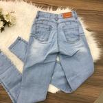 Calça Jeans Melinda Ziper No Bolso