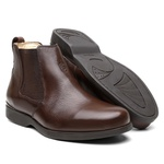 BOTINA SHOCK FLOATER BROWN