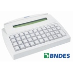 Teclado Programavel 44 Teclas c/Display - Gertec