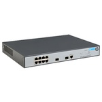 Switch 8 portas 10/100/1000 jg921a hp1920-8g-poe 65w