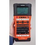 Rotulador profissional portátil pt-e550w com wireless.