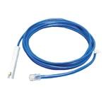 Patch cable idc/rj-45 2 p 2.5m