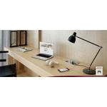 COLAR/TAMPA SLIDE BOX ABS COM RÉGUA SÉRIE 170 (SEM BLOCOS) - PRATA