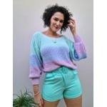 Blusa de tricot Candy