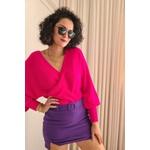 Blusa Tricot Valentina - Pink