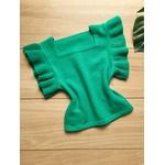 Blusa em tricot Marília - Verde Bandeira