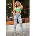 Calça Jeans Skinny Carmem Jeans