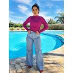 Calça Jeans Zoe - Wide Leg Clara