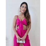 Cropped Aline - Pink
