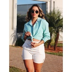Conjunto Havana - Verde com Branco