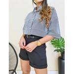 Cropped Camisa Fiorella - Listrada PeB