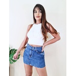 Cropped Maria - Off White