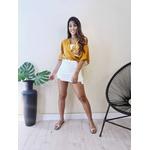 Short Saia Daniela - Off White