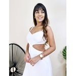 Vestido Agatha - Branco