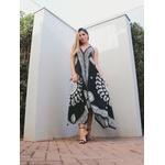 Vestido Longo Indonésia