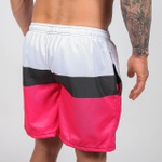 SHORT MASCULINO TRICOLOR PINK