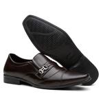 Sapato Social Masculino em Couro Legitimo R170CF