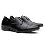 Sapato Social Masculino em Couro Legitimo R300PT
