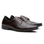 Sapato Social Masculino em Couro Legitimo R300CF