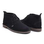 Bota New Castle preto