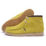 Bota London High Yellow