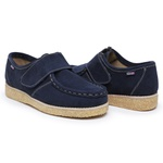 Sapato Velcro Marinho