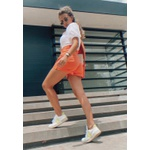 Short Clochard Karina Laranja