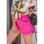 Shorts Mom Pink Tribeca
