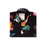 Camisa Estampada Floral Unissex Berkeley- Mahs