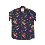 Camisa Estampada Floral Unissex Laguna - Mahs