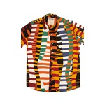 Camisa Geométrica Dortmund