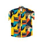 Camisa Geométrica Belém
