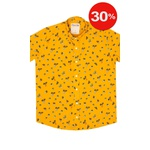 Camisa Estampada Floral Unissex Carnaúba - Mahs
